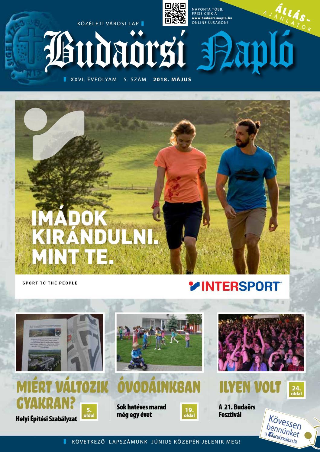 14e67e67db Budaörsi Napló - 2018. május by Zoltán Kaszás - issuu
