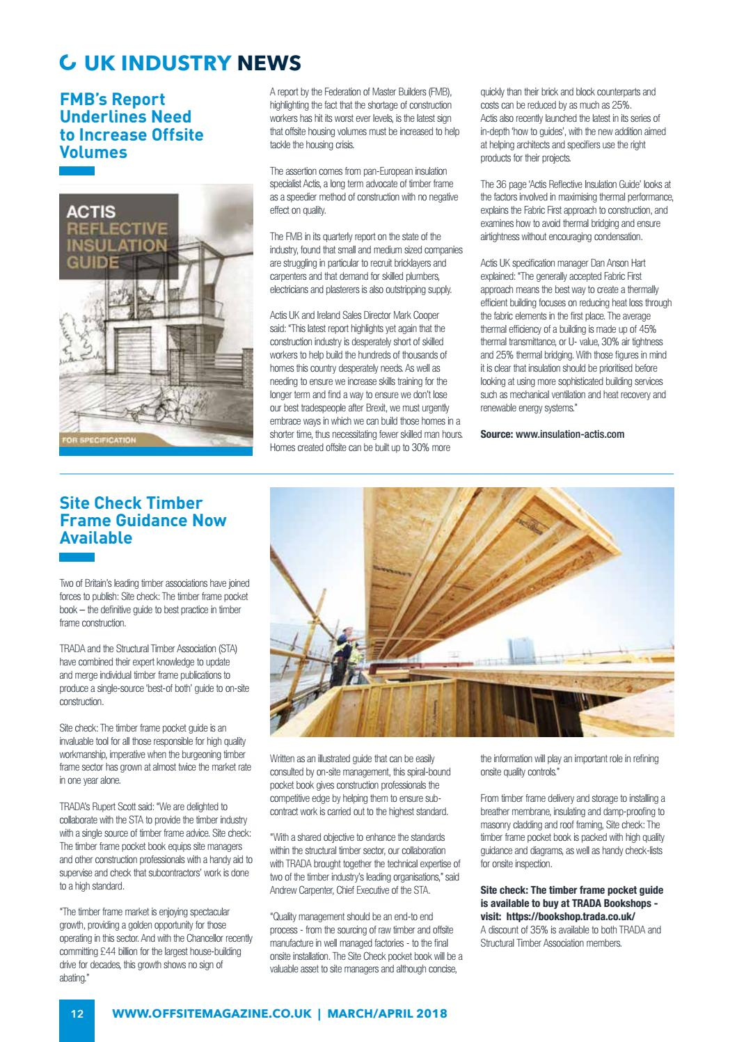 Offsite Magazine - Issue 10 (March/April) by Radar Communications ...