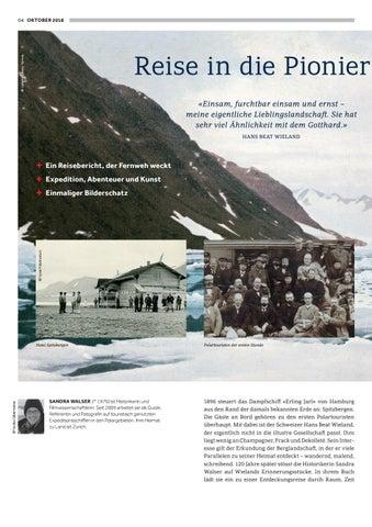 Page 4 of Auf Nordlandfahrt. 1896 von Hamburg nach Spitzbergen.
