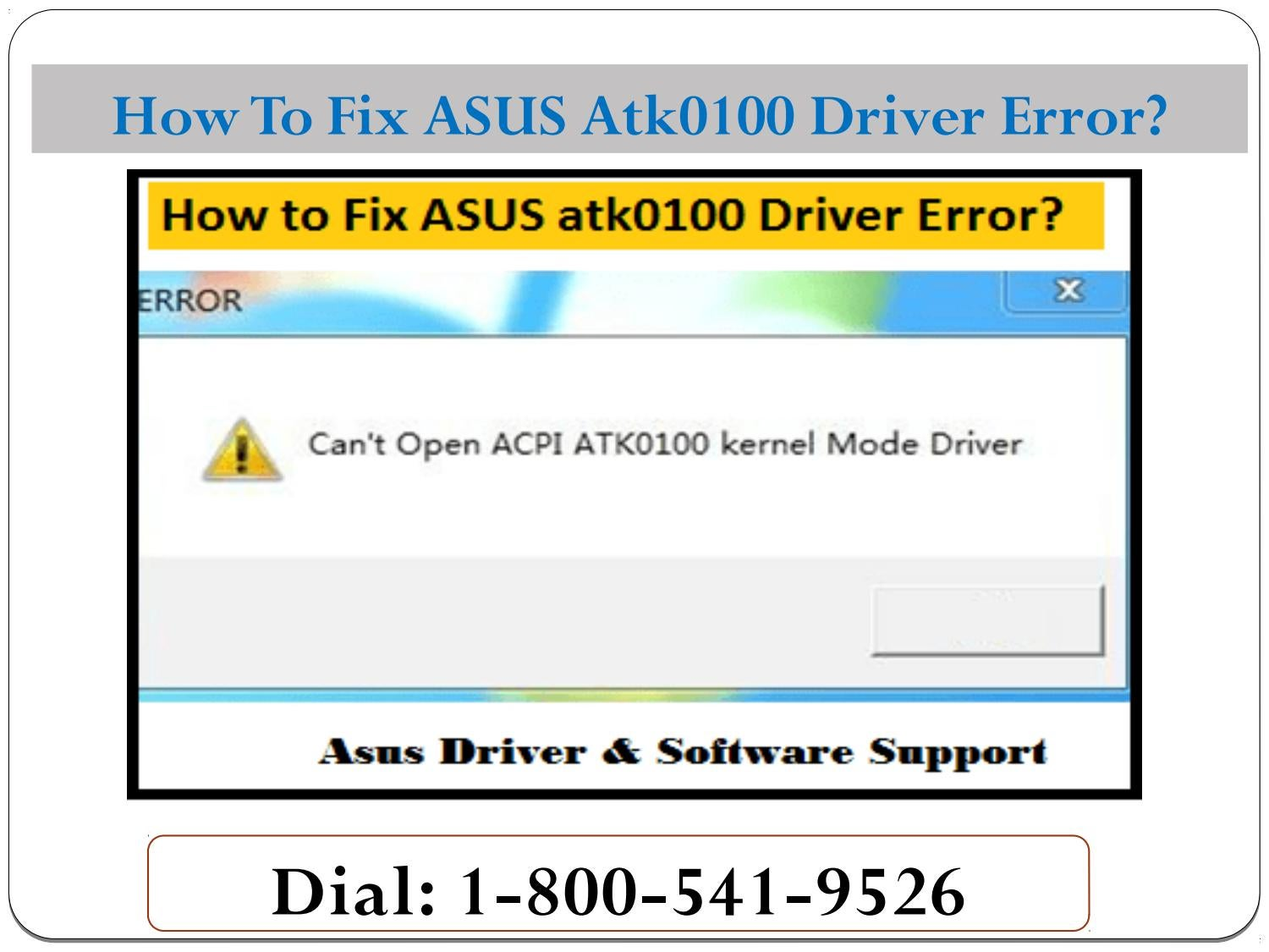 HOW DO I INSTALL ATK0100 DRIVERS DOWNLOAD (2019)