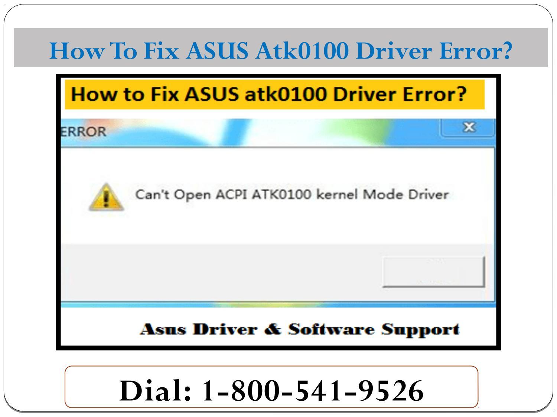 ASUS ATK0100 DRIVER WINDOWS XP