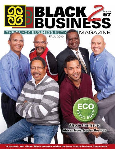 Black To Business Issue 57 Fall 2013 By Metro Guide Publishing