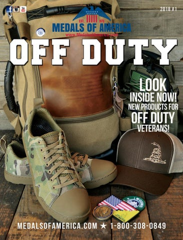 360e849f Off Duty Book 2018 by Kirk Stotzer - issuu