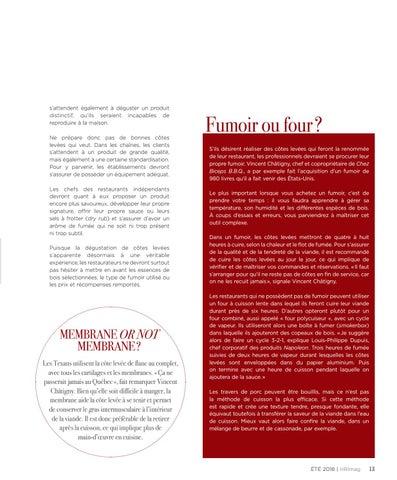 Page 13 of Cotes Levees En chair et en os