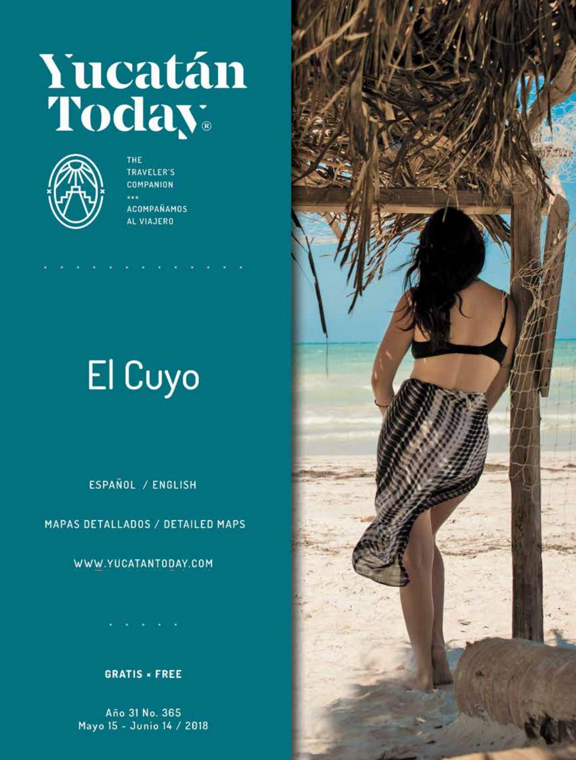 new style 73c9f d8eaa Yucatan Today May 15 - Jun 14, 2018 by Yucatan Today - issuu