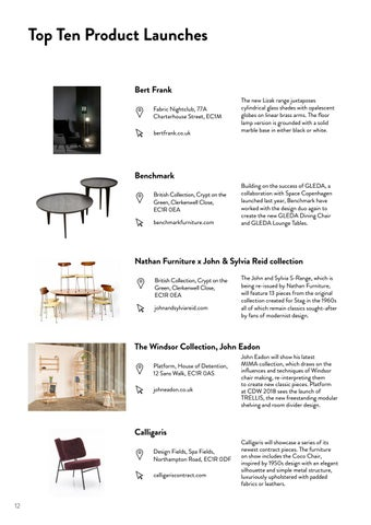 Page 12 of Top Ten Product Launches