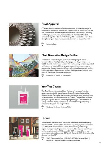 Page 15 of CDW Presents