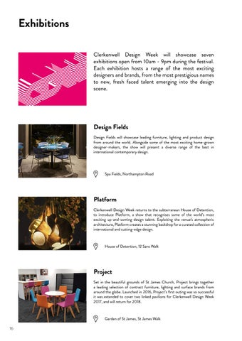 Page 16 of Exhibitions
