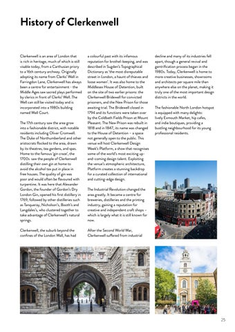 Page 25 of History of Clerkenwell