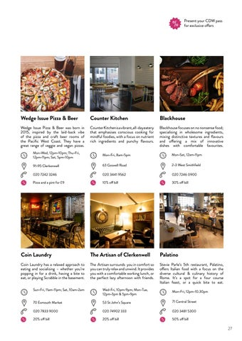 Page 27 of Restaurants