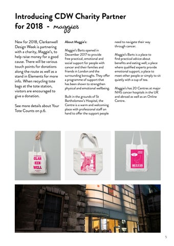 Page 5 of Charity Partner: Maggie's