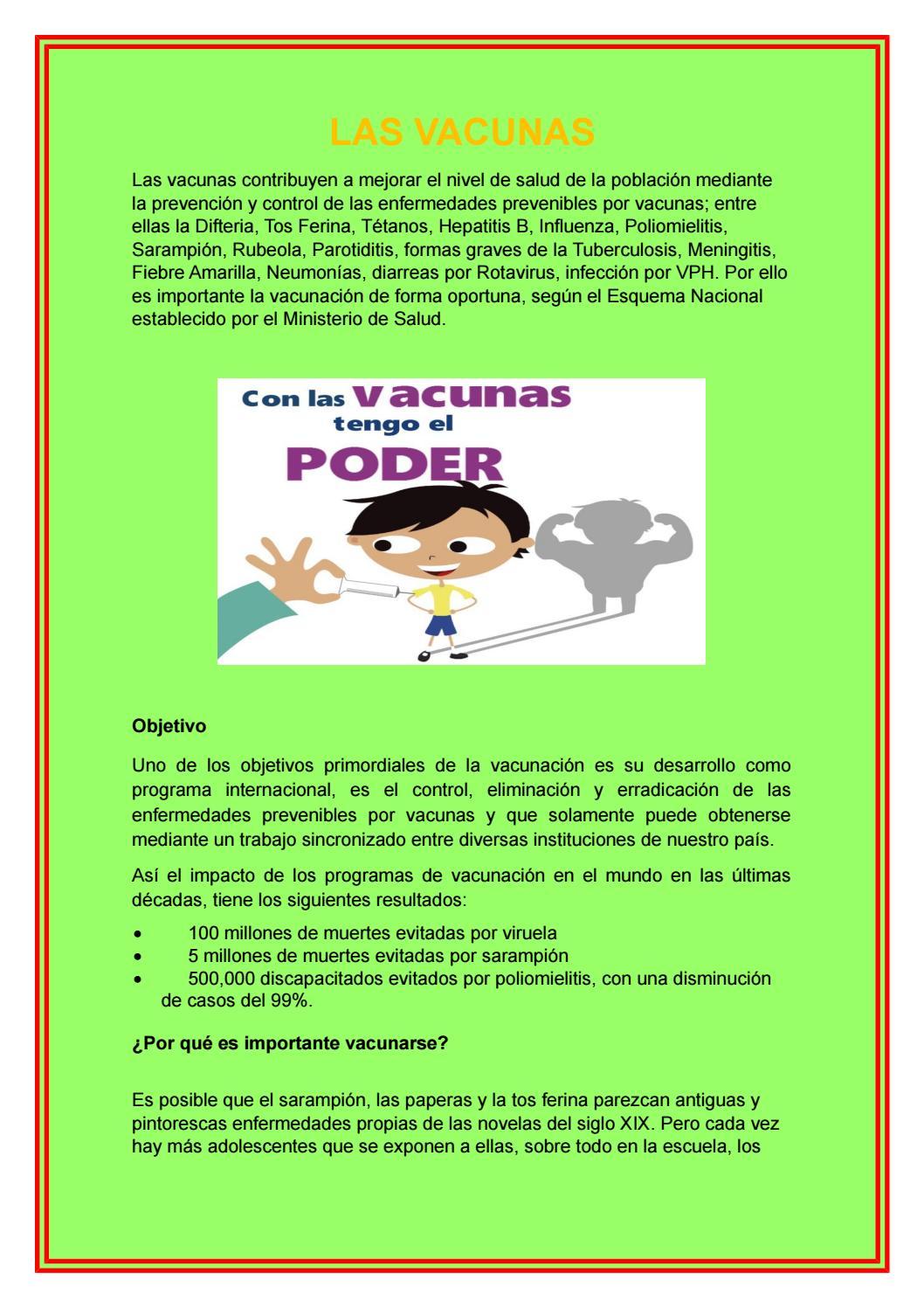 diabetes tipo 1 causada por vacunación
