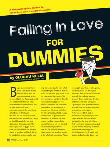 Page 50 of Falling in Love for dummies