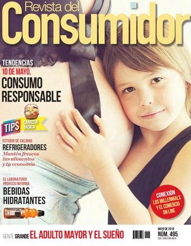 Revista del consumidor mayo 2018 by PROFECO - issuu 3e5a950628cc