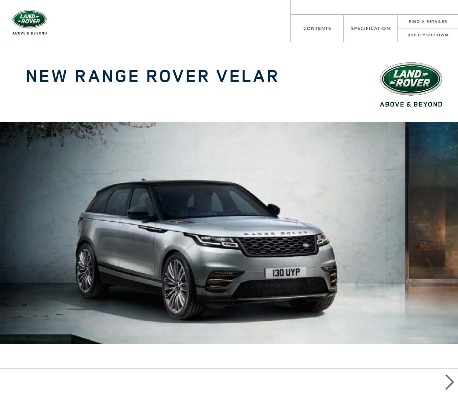 PREMIUM RUBBER BOOT LINER Mat Protecto Land Rover Range Rover Evoque 3//5D 11-up