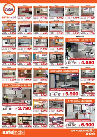 Asta Mobili Outlet Cucine by Asta Mobili - issuu