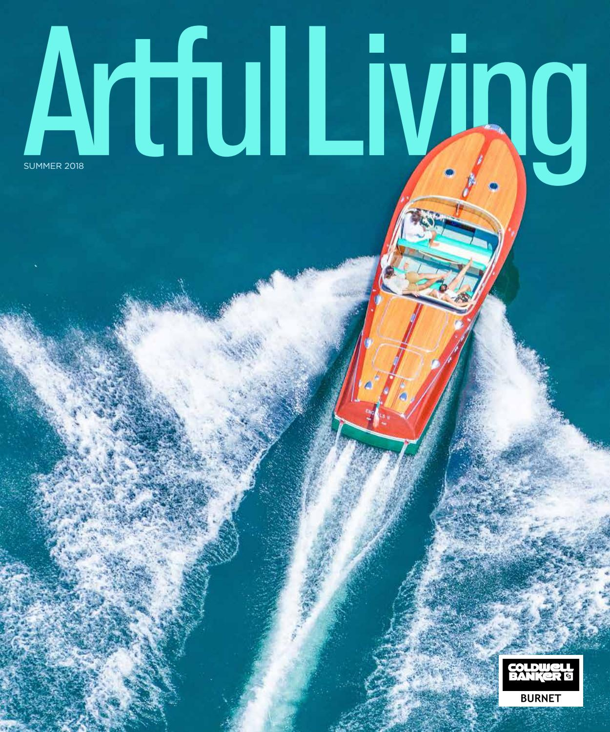 Artful Living Magazine | Summer 2018 by Artful Living