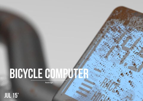 Page 18 of Bicycle computer redesign