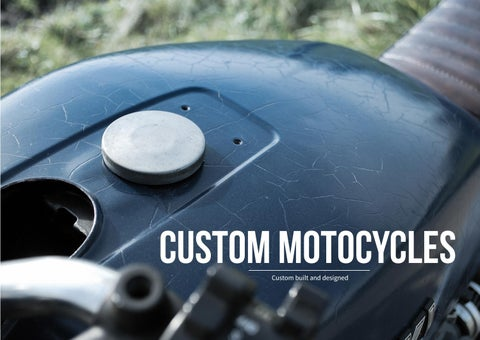 Page 76 of Custom motorcycles