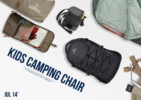 Page 8 of Kids camping chair