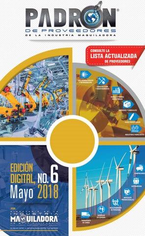 Edición 6 del Padrón Digital de Proveedores de la Industria ...
