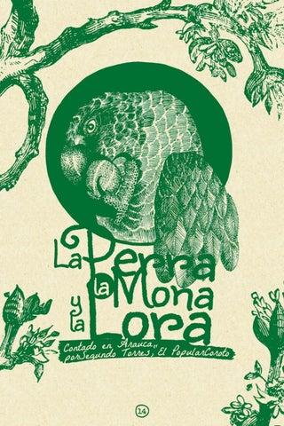 Page 16 of La perra, la mona y la lora