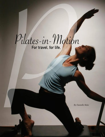 Page 15 of Pilates in Motion