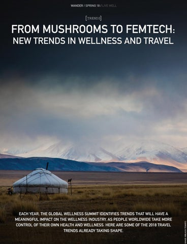 Page 19 of Wellness Trends in Action