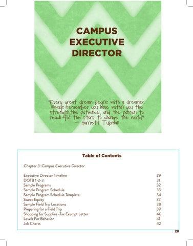 Page 31 of Campus Executive Director