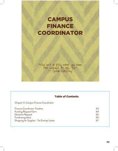 Page 65 of Finance Coordinator