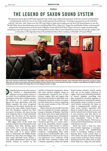 Page 27 of The Legendary Saxon Sound System
