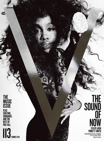 V113: Digital Edition With SZA