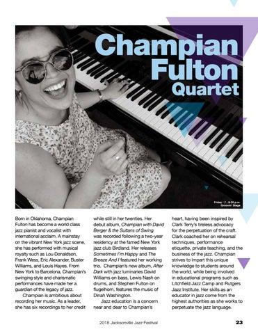 Page 23 of Champian Fulton Quartet