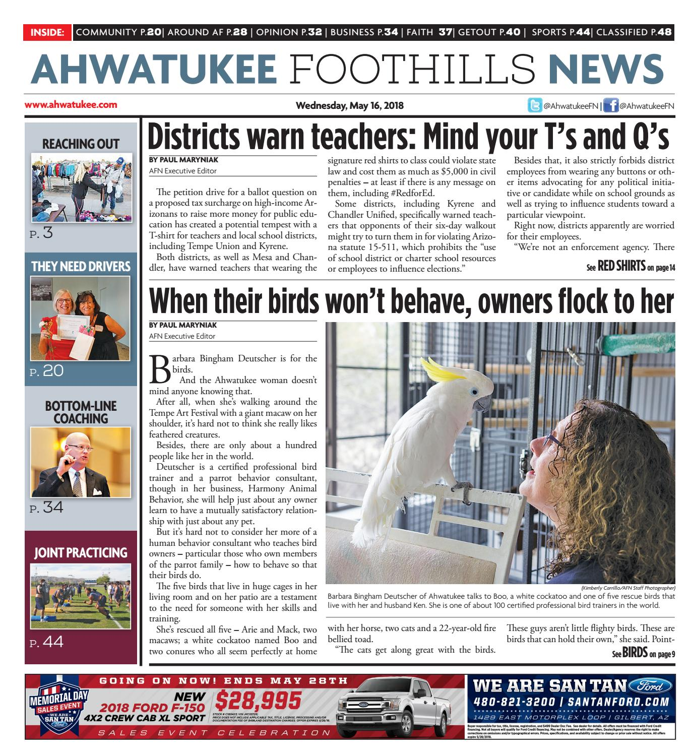 d415351db Ahwatukee Foothills News - May 16