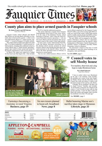 Fauquier times april 4 2018 by fauquier times issuu fauquier times may 16 2018 fandeluxe Gallery