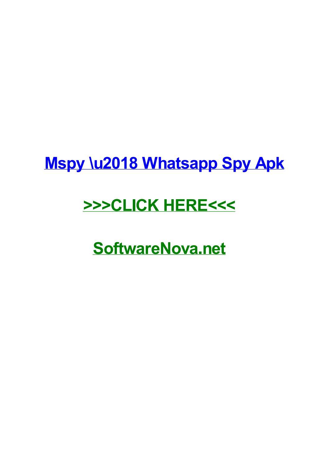 baixar mspy para android gratis