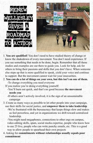 Page 10 of Renew Wellesley Gives a Roadmap to Action