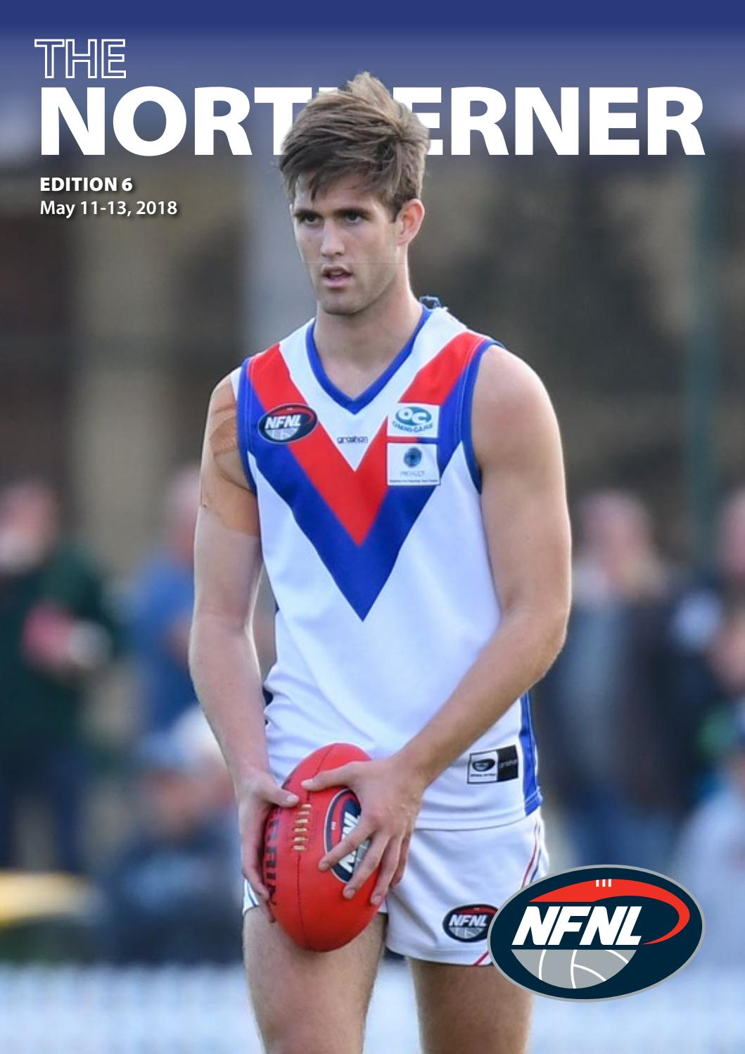 The Northerner - Edition 6, 2018 by Northern Football