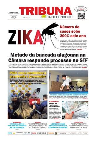 4acf62be46a Edição número 3145 - 16 de maio de 2018 by Tribuna Hoje - issuu