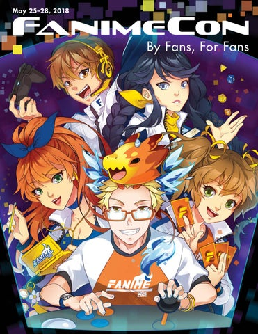 FanimeCon 2018 Program Guide by FanimeCon - issuu