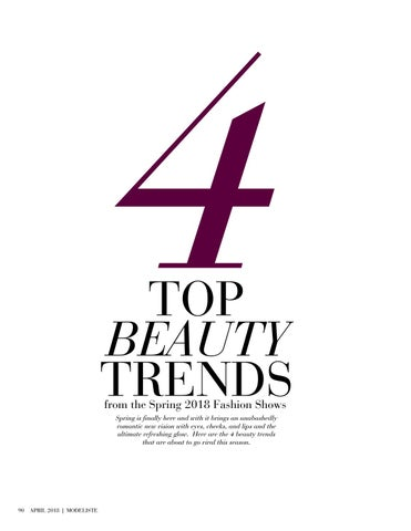 Page 90 of 4 Top Beauty Trends