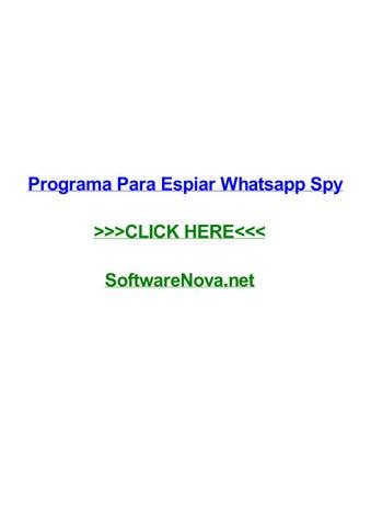 espiar whatsapp 2019 softonic