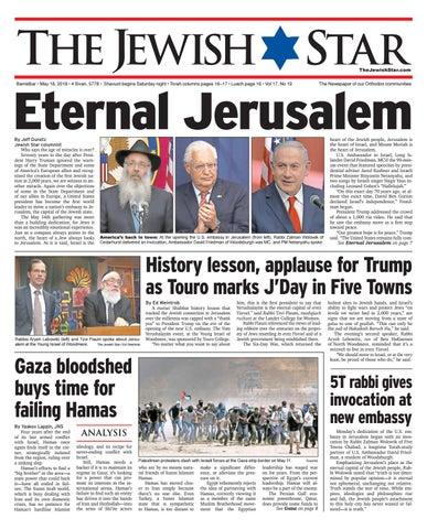 2000 poliser vid pride i jerusalem