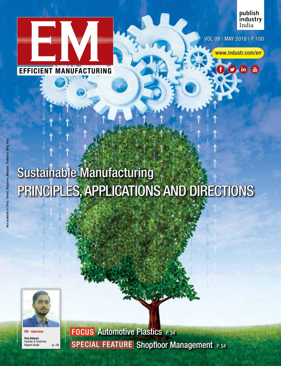 EM May 2018 by publish-industry India - issuu