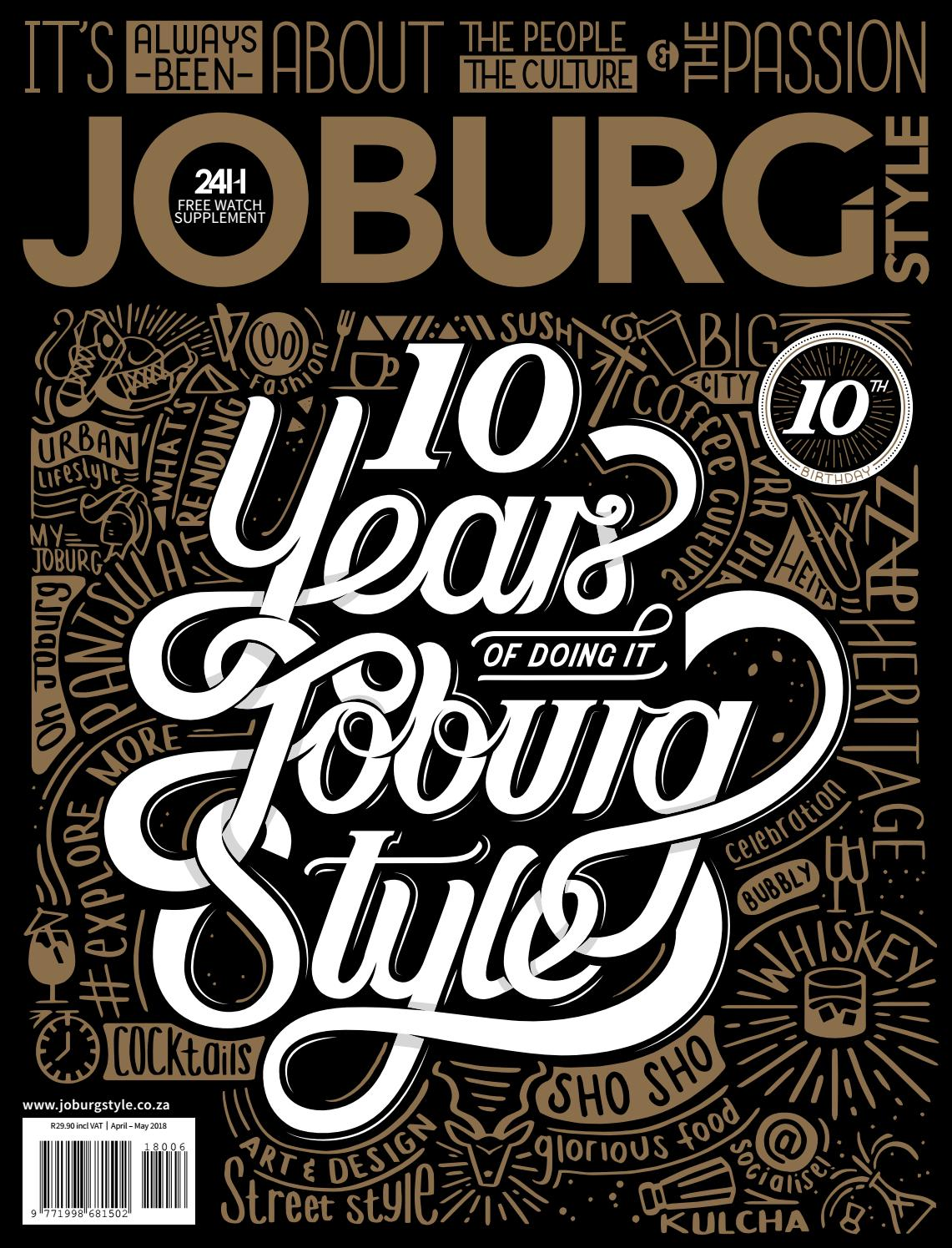 6178a647f3c Joburg Style Issue 40 by Ballyhoo Media - issuu