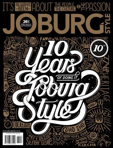 Joburg Style Issue 40 by Ballyhoo Media - issuu 91133dd4b32