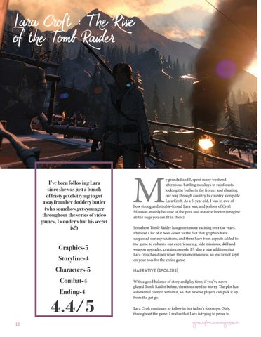 Page 12 of Gaming Reviews