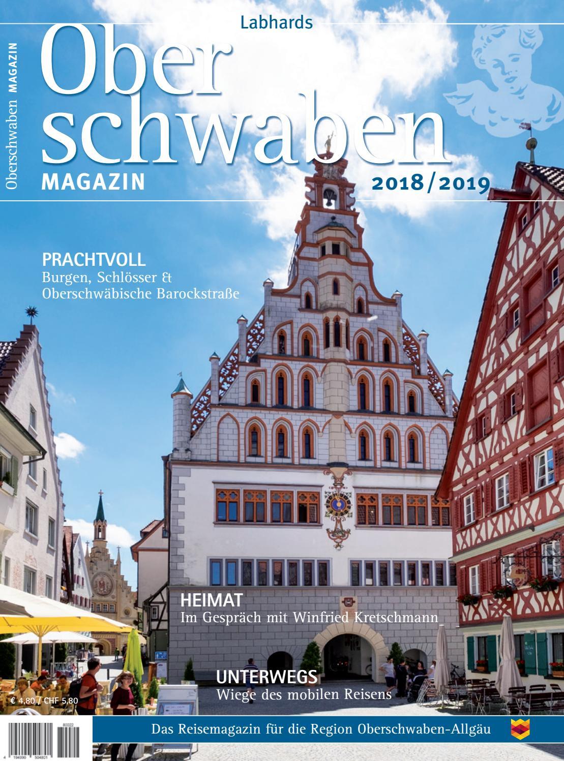 Oberschwaben Magazin 2018 19 By Labhard Me N Issuu