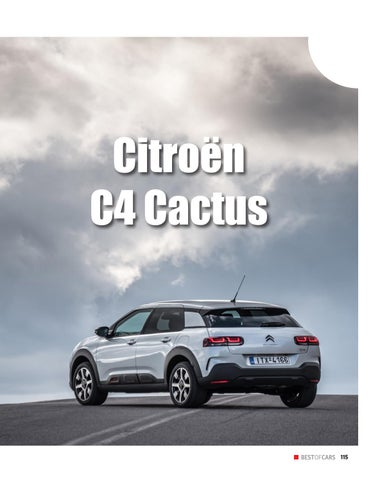 Page 115 of Citroën C4 Cactus. Be different
