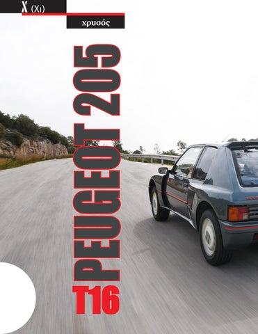 Page 306 of Driving Peugeot 205 T16. The legend of WRC
